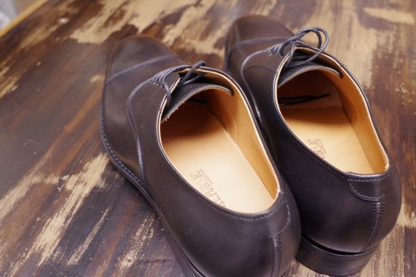 leather insole