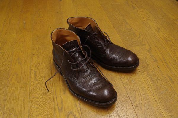 「雨の日&出張用の靴」
