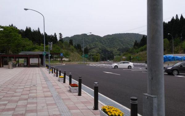 阿賀野川SA