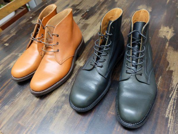 オーダーメイド靴