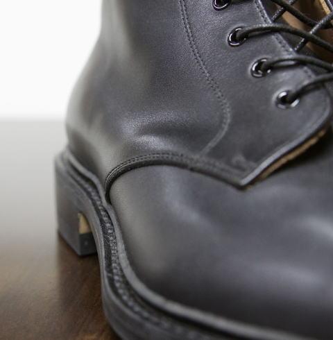 オーダー靴:ギブソンブーツ
