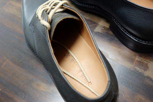 見れにくい靴
